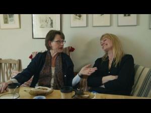 Gudrun Schyman o Belinda OlssonO