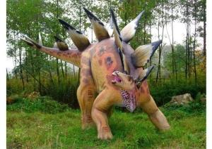 stegosaurus-replik